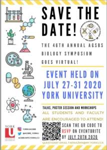 AGSBS symposium save the date